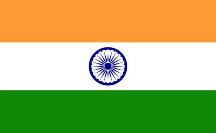 Indijska zastava