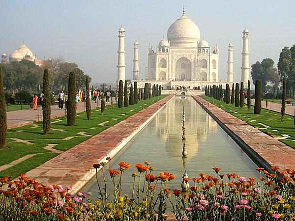 Tadž Mahal - simbol večne ljubavi!