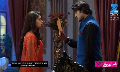 Ek Tha Raja Ek Thi Rani (377. ep.) 2.1.2017. – Raja pristane da se razvede od Rani ako ona provede noć sa njim!