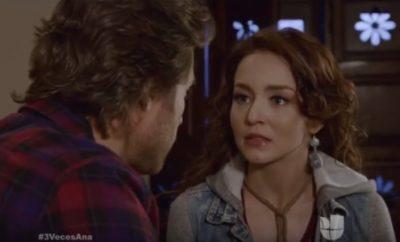 Tri Ane – od 11. do 13. epizode – Ana Lucia prizna Marcelu da je i ona zaljubljena u njega, Ramiro odluči da istraži nestanak Ana Lucie!