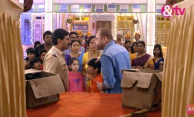 SiddhiVinayak – 2. epizoda – Aniket uhapsi Šankara!