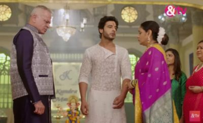 SiddhiVinayak – 34. epizoda – Manđiri i Šankar se posvađaju!