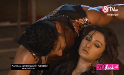 SiddhiVinayak – 135. epizoda – Sidi je ponovo zarobljena u požaru, Vin je spašava!