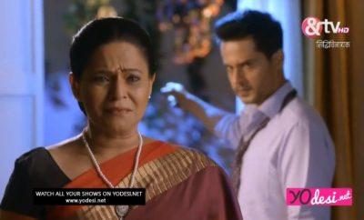 SiddhiVinayak - 166. epizoda - Šivam ne dozvoljava Đuhi da se vidi sa svojom bakom!