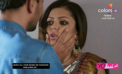 Silsila Badalte Rishton Ka - 13. epizoda - Rađdip tuče i preti Nandini! (2. DEO)