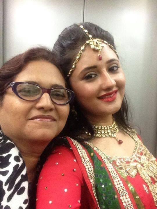 Rashami sa majkom