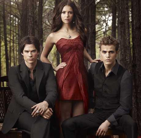 Vampirski dnevnici 1 sezona