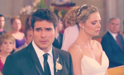 Pablo ostavlja Moniku na venčanju!