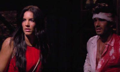 Anđeo osvete – 94. epizoda – Santa i Umberto pronalaze Ines i Santjaga, Ines želi da svali na Santu krivicu za otmicu!