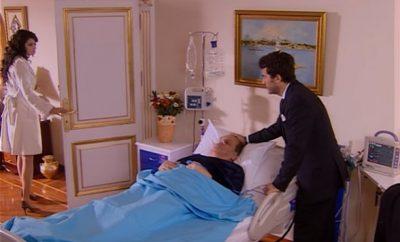 Izgubljena ljubav – 39. epizoda – Sefi pozli, ima izliv krvi na mozgu, Terzi ucenjuje Mehmeta!