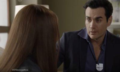 Tri Ane – 52. i 53. epizoda – Ramiro kaže Soledad da zna da Ana Lucia nije njena ćerka!