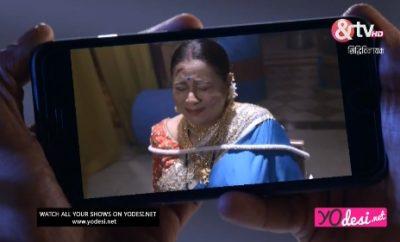 SiddhiVinayak – 176. epizoda – Manđiri iscenira da ju je Šivam oteo!