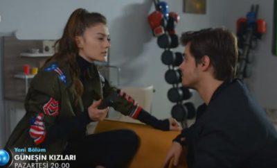 Gunešine kćeri – 29. epizoda - Saznaje se Zaferov cilj!