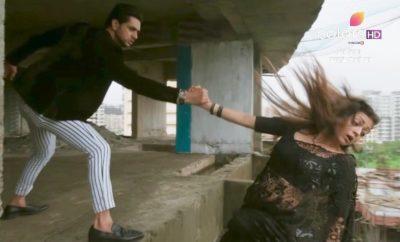 Silsila Badalte Rishton Ka - 25. epizoda - Nandini dolazi na vrh zgrade s namerom da izvrši samoubistvo!