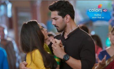 Silsila Badalte Rishton Ka - 26. epizoda - Rađ sreće Nandini na pijaci, ošamari je i tera da pođe s njim!