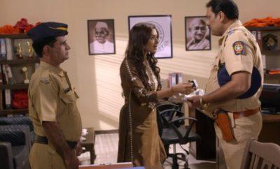 SiddhiVinayak – 181. epizoda – Sidi nailazi na trag i sreće inspektora Manea!