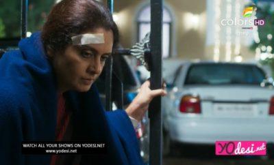 Bepannah - 108. ep. - Sakshi pobegne iz bolnice, Zoya ne želi da se uda za Arshada!