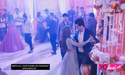 Bepannah - 109. ep. - Takmičenje u plesu se održava, Zoya i Arshad plešu zajedno!
