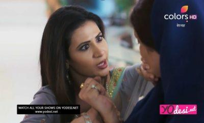 Bepannah - 104. ep. - Wasim upozorava Adityu, Anjana spreči Sakshi da pobegne!