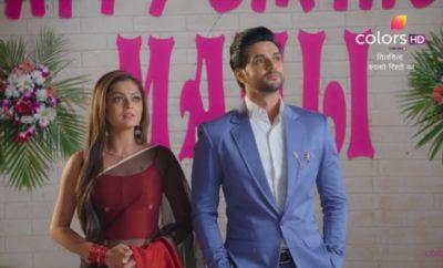 Silsila Badalte Rishton Ka - 93. epizoda - Nandini spremi Moli rođendansku zabavu!