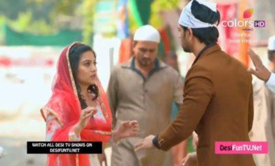 Silsila Badalte Rishton Ka - 122. epizoda - Kunal i Moli se sreću u džamiji!