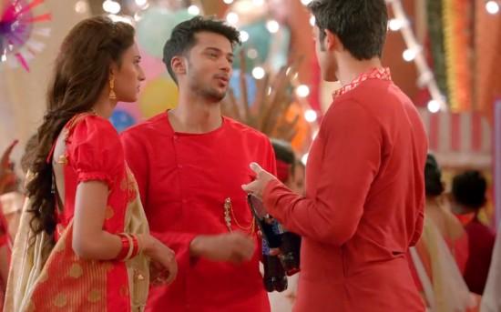 Sid, Prerna i Anurag