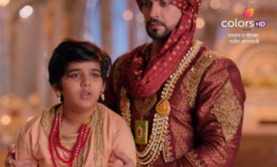 Salim Anarkali - 5. epizoda - Salim je prognan iz palate na 12 godina!