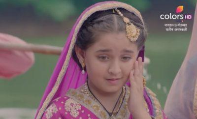 Salim Anarkali - 4. epizoda - Anarkali i Đilan su proterane iz kraljevstva!