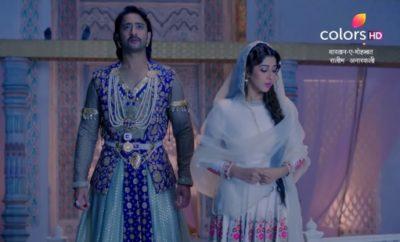 Salim Anarkali - 10. epizoda - Susret Anarkali i Salima!