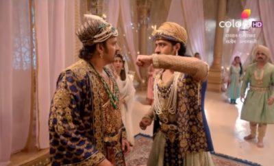 Salim Anarkali – 12. epizoda – Salim podigne ruku na Akbara!