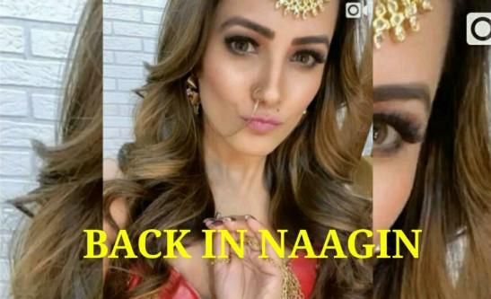 """Naagin 4"" - Povratak Anite Hassanandani / Vish!"