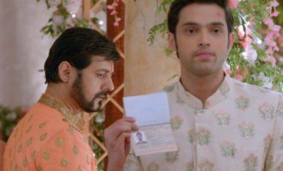 Kasautii Zindagii Kay - 62. epizoda - Anurag iznese dokaze protiv Navina!