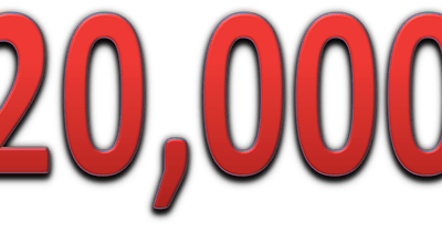 Jubilarni 20.000-ti post!