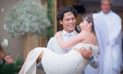 Divlja zemlja 65. epizoda! Alejandrino i Urielovo crkveno venčanje!