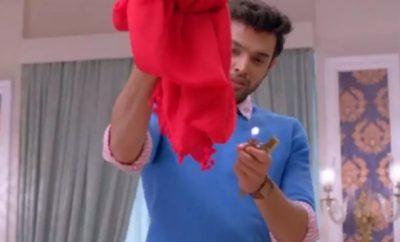 Kasautii Zindagii Kay - 216. epizoda - Anurag izazove požar u apartmanu!