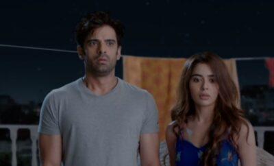 Lockdown Ki Love Story – 3. ep. – Porodice zateknu Dhruva i Sonam noću zajedno na terasi!