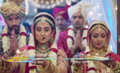 Pinjara Khubsurti Ka – 22. epizoda – Venčanja su obavljena!