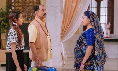 Lockdown Ki Love Story – 109. ep. – Dhruv se razboli, Shashikant dovede Sonam kući!