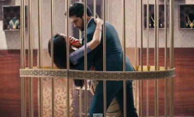 Mehndi Hai Rachne Waali - 10. epizoda - Palavi i Ragav se nađu zatvoreni u kavezu!