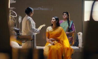 Mehndi Hai Rachne Waali - 16. epizoda - Palavi donira krv Ragavovoj majci!