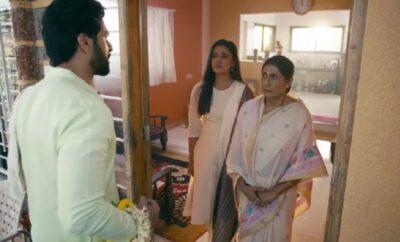 Mehndi Hai Rachne Waali - 7. epizoda - Kirti je zapravo Ragavova sestra!