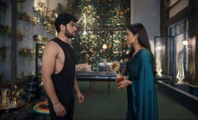 Mehndi Hai Rachne Waali - 41. epizoda - Tina optuži Palavi da ima aferu sa Ragavom!