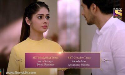 Yeh Pyaar Nahi Toh Kya Hai – 62. epizoda – Anu odluči da ostane!