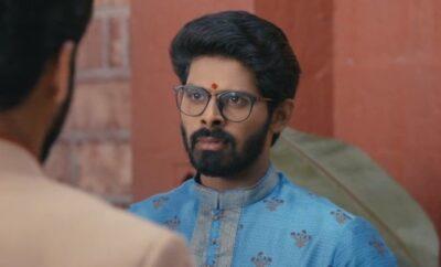 Mehndi Hai Rachne Waali – 141. epizoda - Mandar zapreti Ragavu!